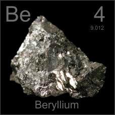 Beryllium Crystalline lumps, 99.9%