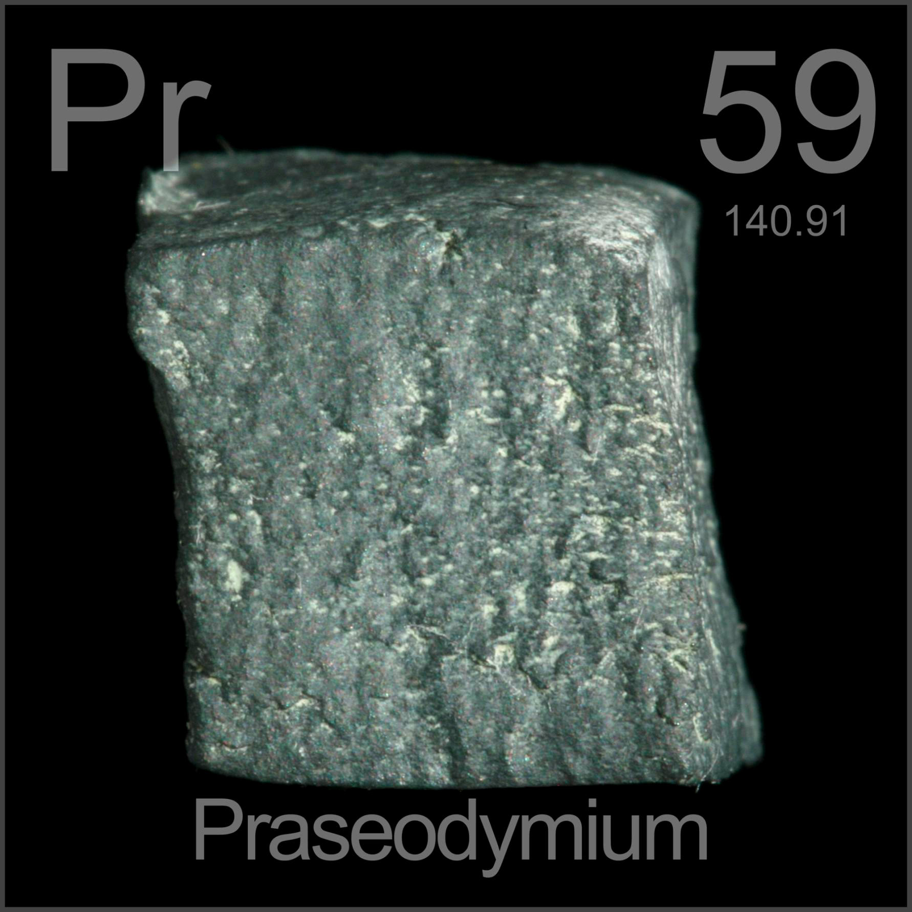 Element Periodic Table >> Facts, pictures, stories about the element Praseodymium in the Periodic Table