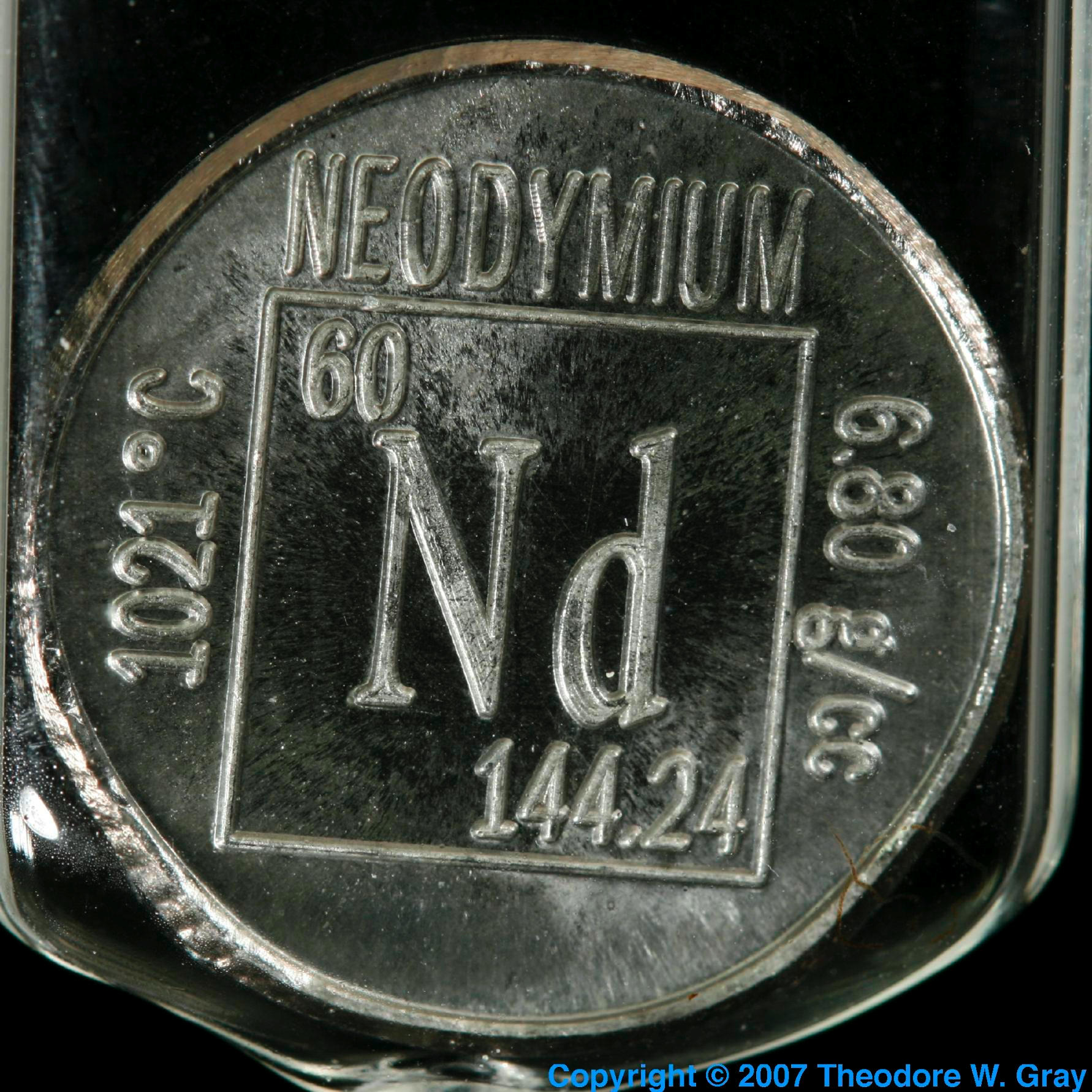 coin metal in periodic table