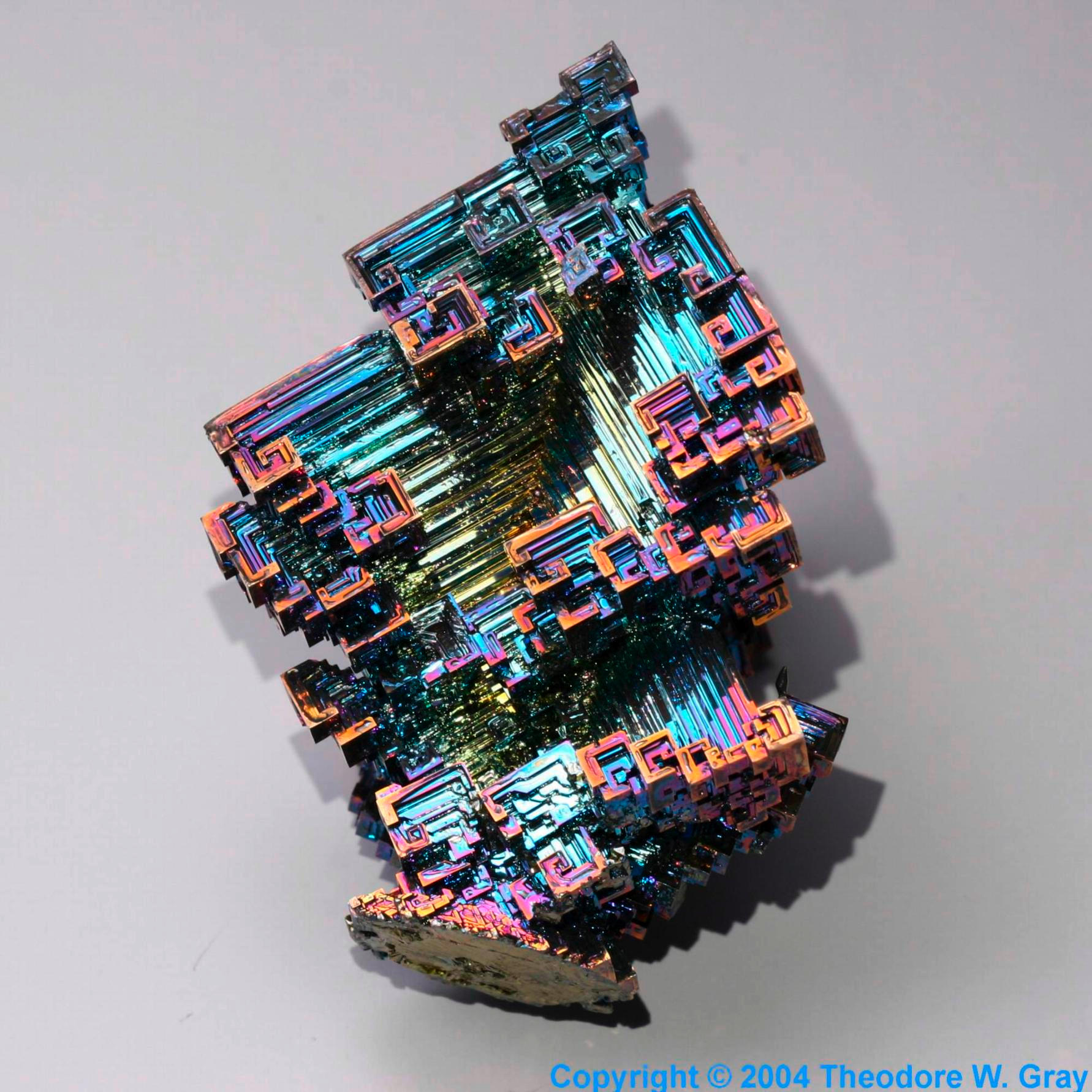sample of the element bismuth in the periodic table. Black Bedroom Furniture Sets. Home Design Ideas