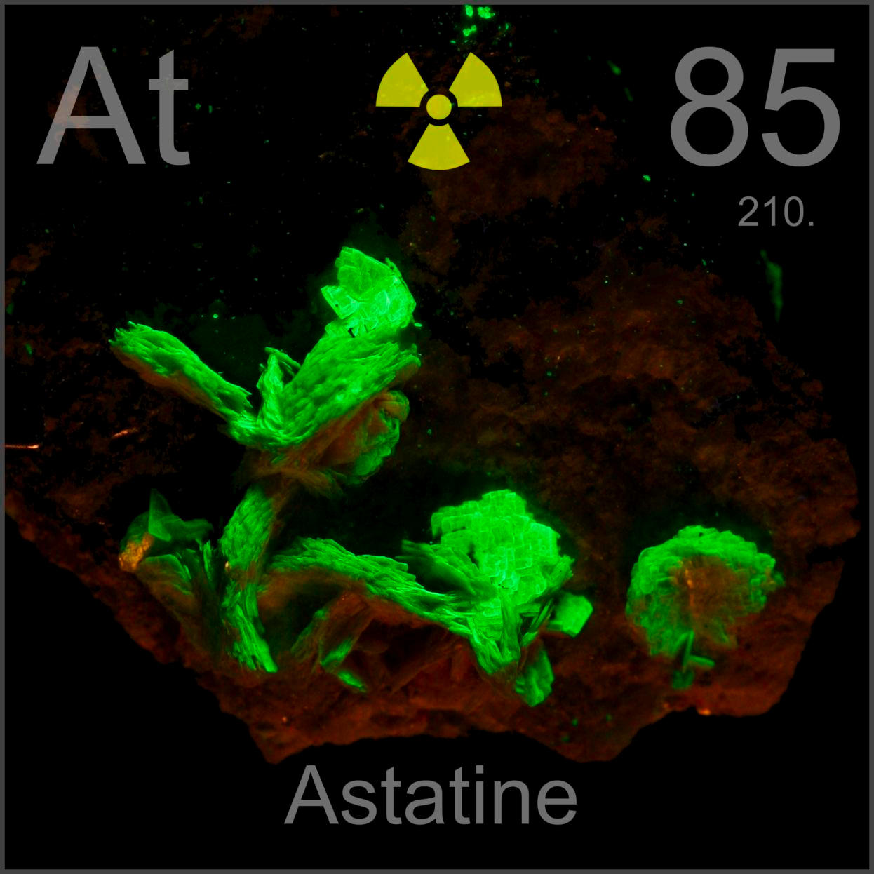 Appearance Of Astatine At Room Temperature