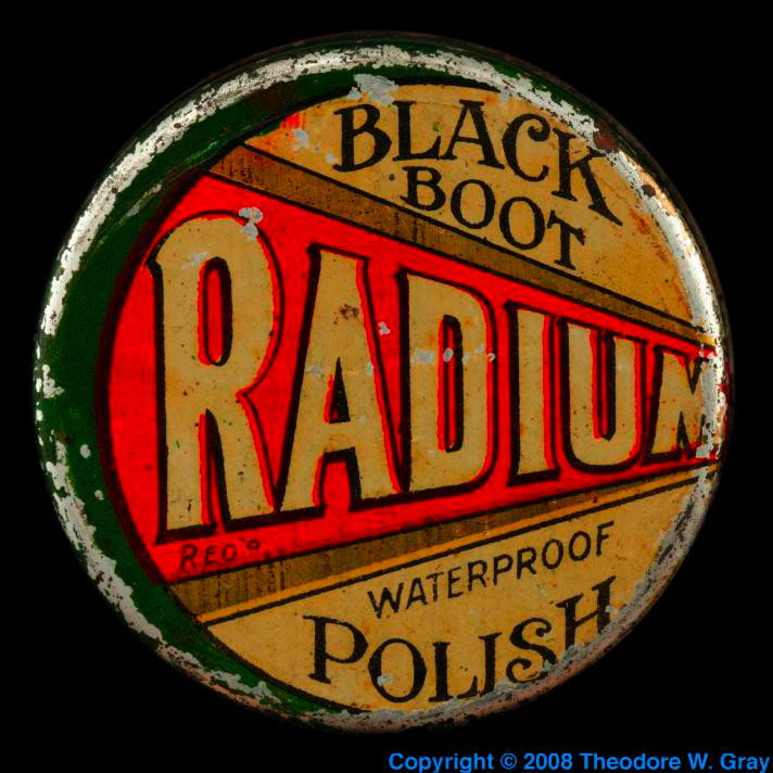 Facts, pictures, stories about the element Radium in the ...