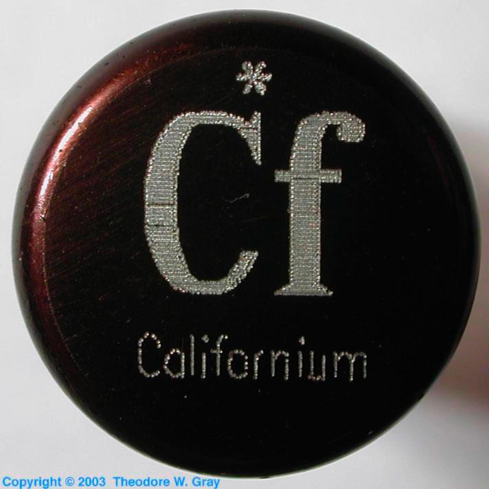 facts about californium How to keep a california king snake california king snakes are one of the best beginner snakes to keep they are low maintenance, very rarely bite, and.