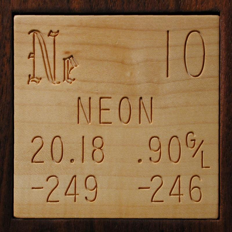 Facts pictures stories about the element neon in the periodic table neon urtaz Images