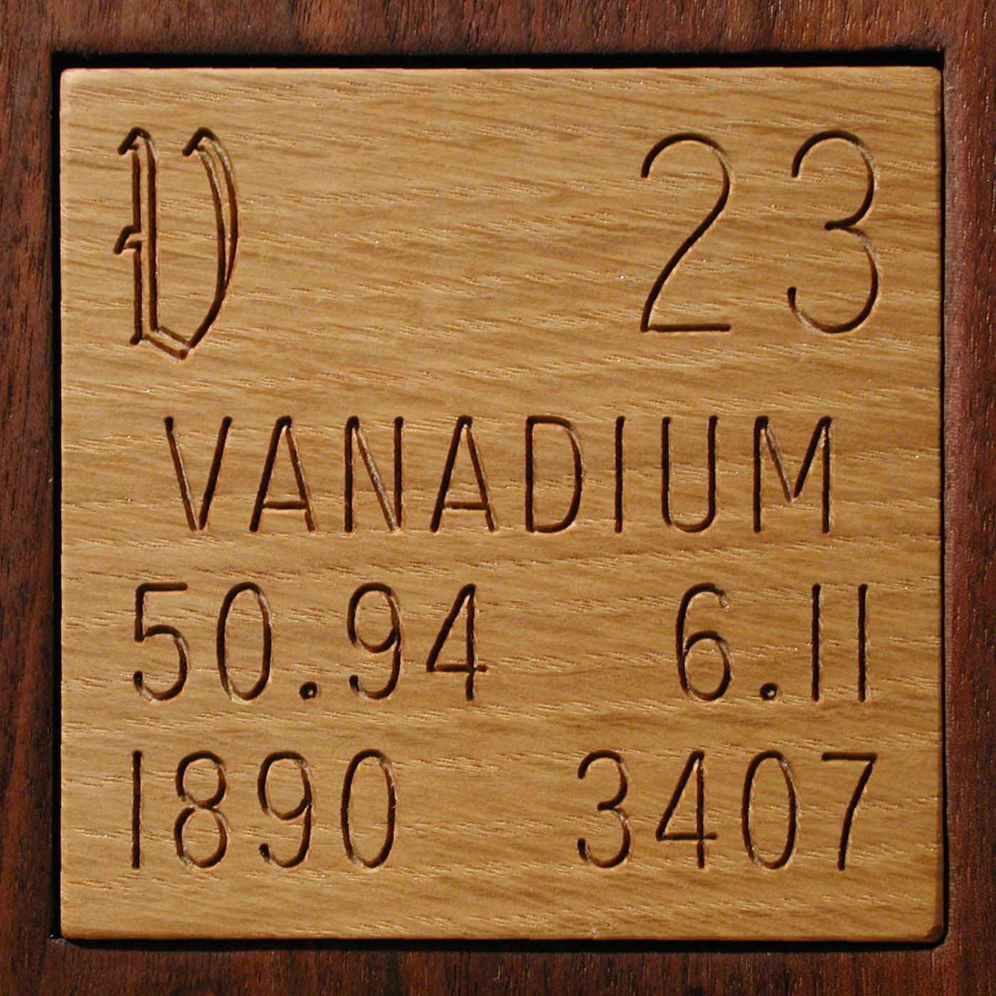 Facts Pictures Stories About The Element Vanadium In The