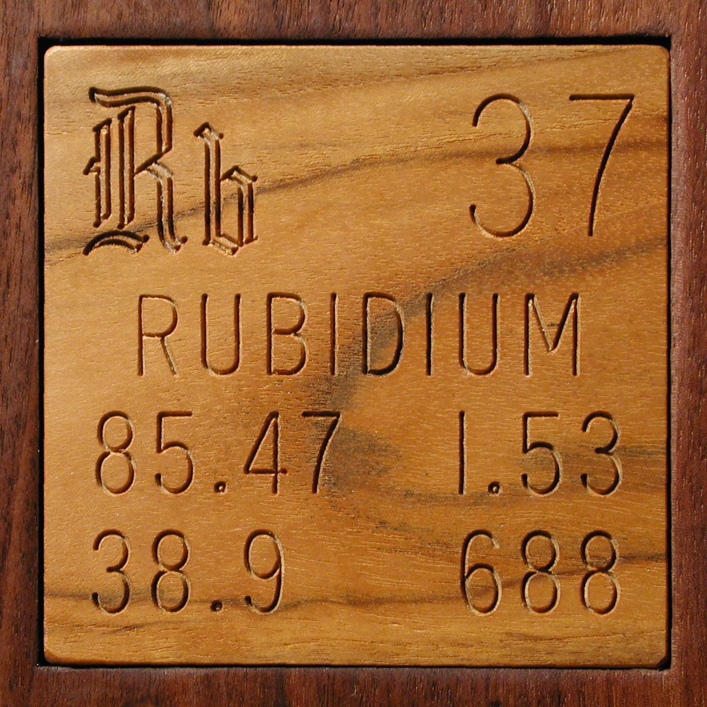 Facts, pictures, stories about the element Rubidium in the ...