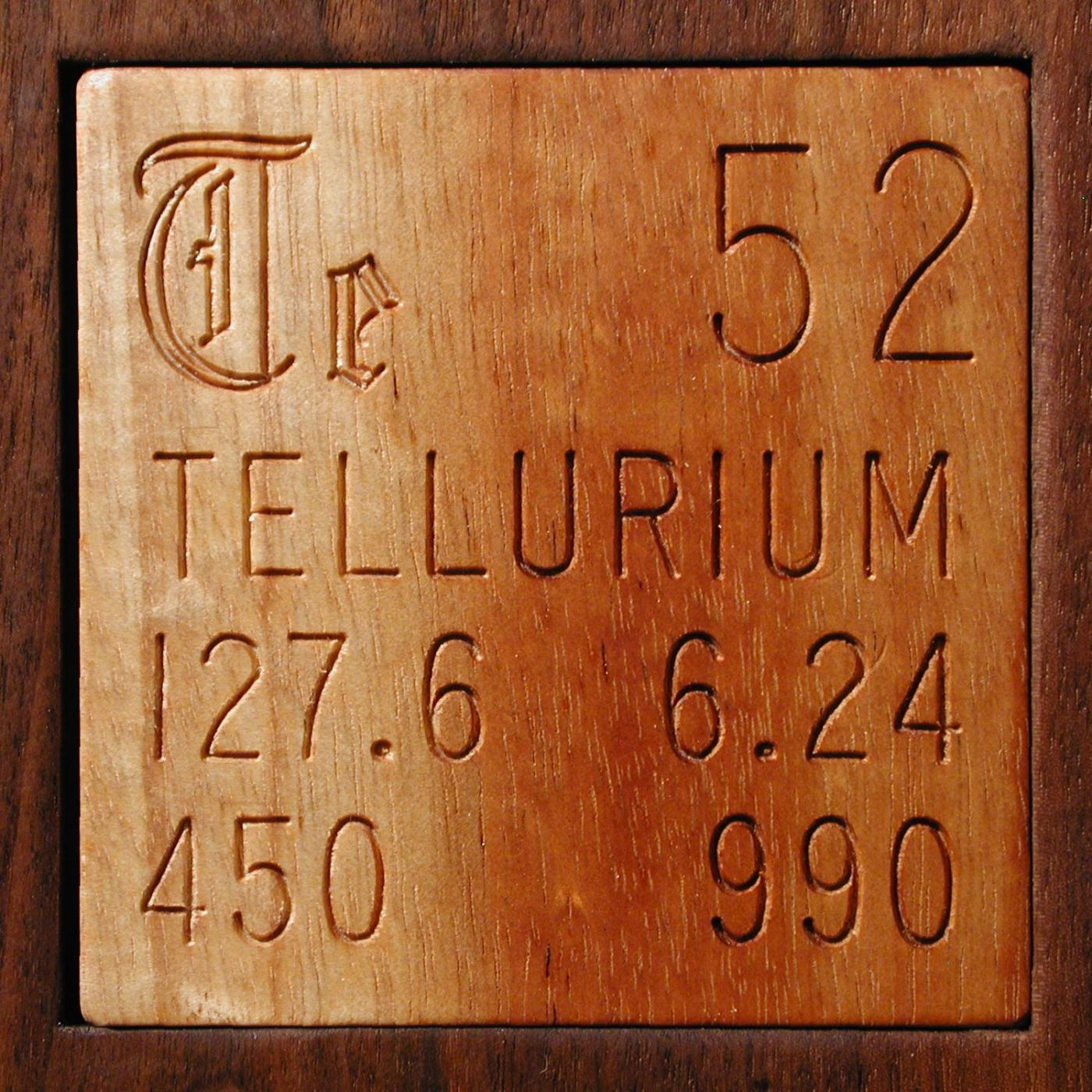 Facts Pictures Stories About The Element Tellurium In Periodic Table