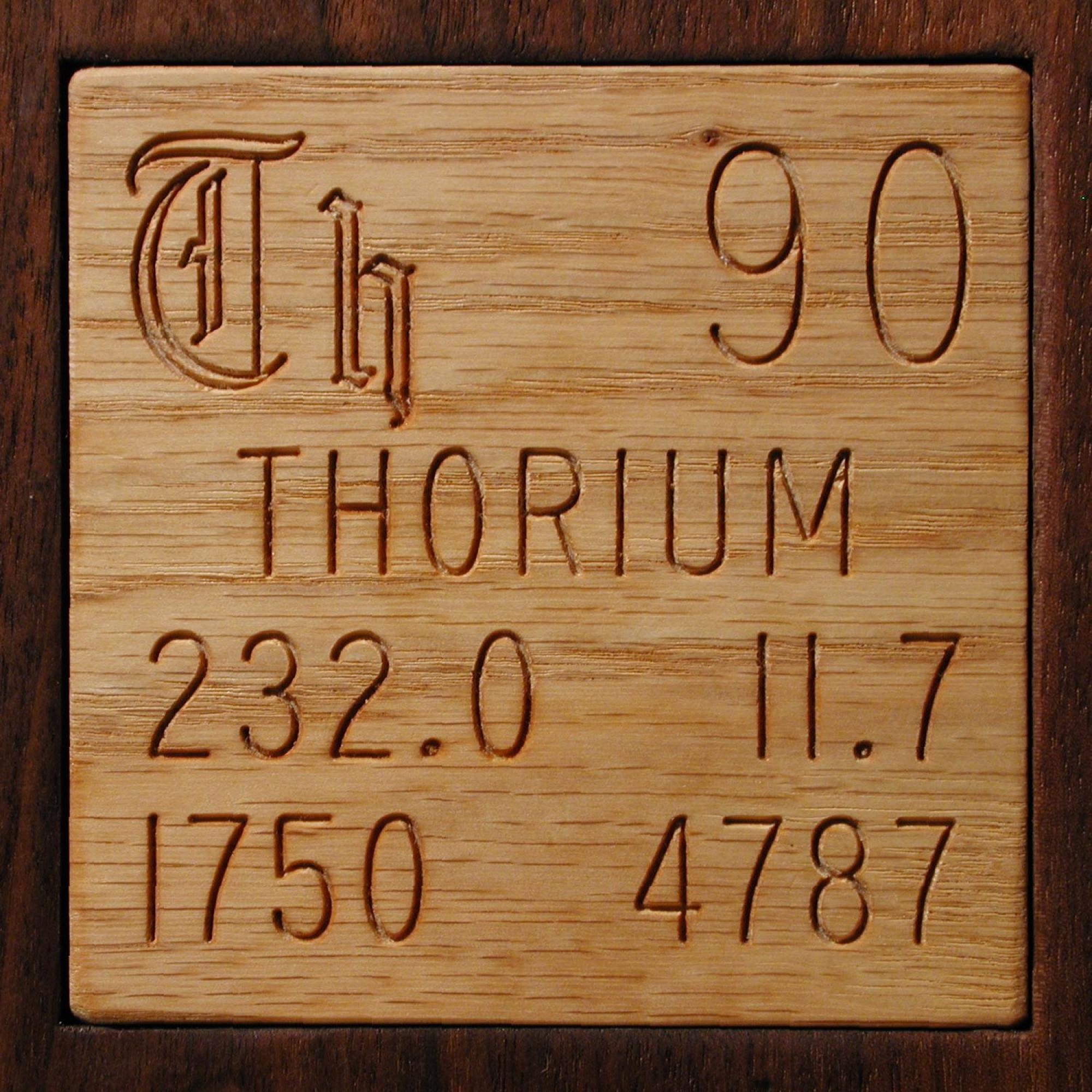 Facts Pictures Stories About The Element Thorium In The Periodic Table