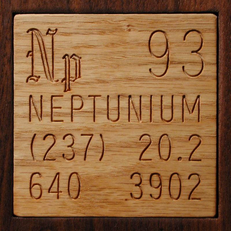 Facts, pictures, stories about the element Neptunium in ...