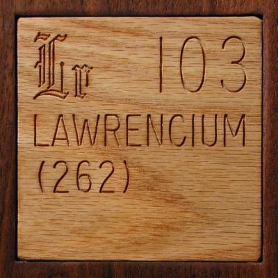 lawrencium periodic table - photo #14