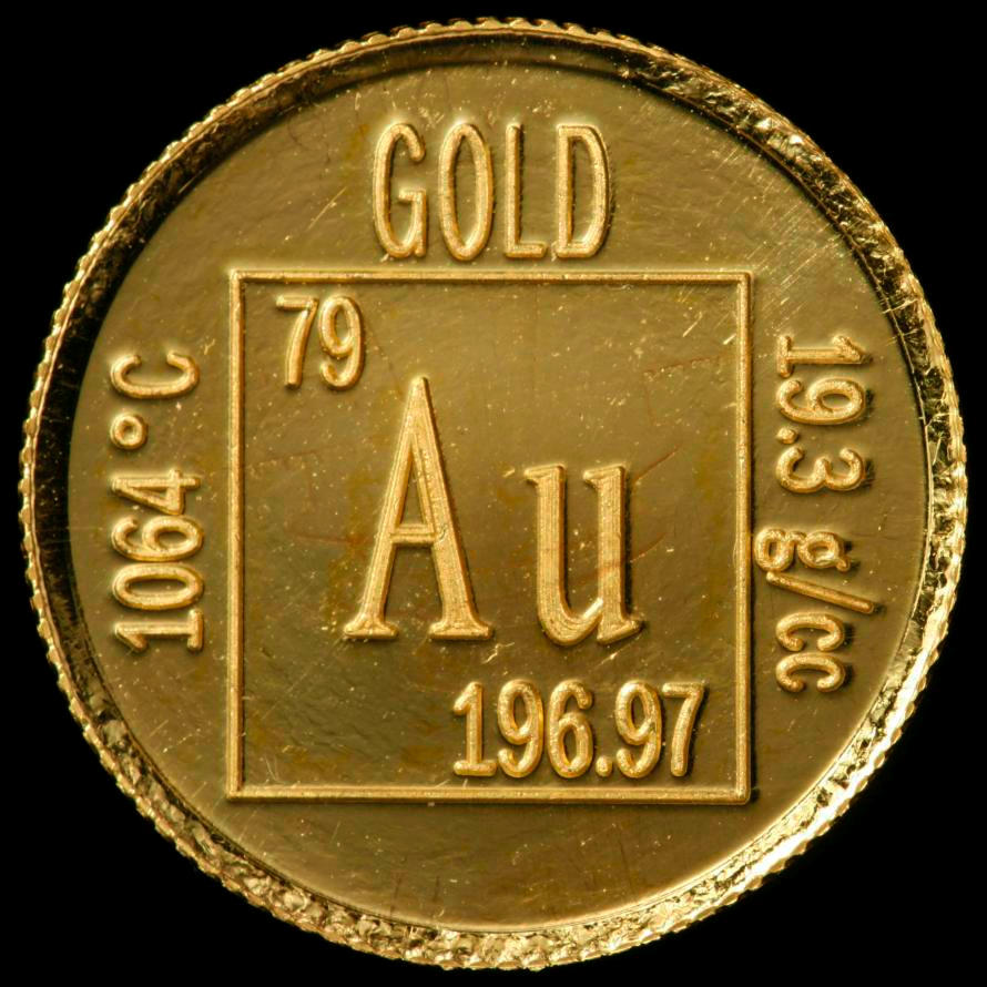 Symbol of gold in periodic table gallery periodic table images gold periodic table symbol periodic tables gold element coin gamestrikefo gallery gamestrikefo Gallery