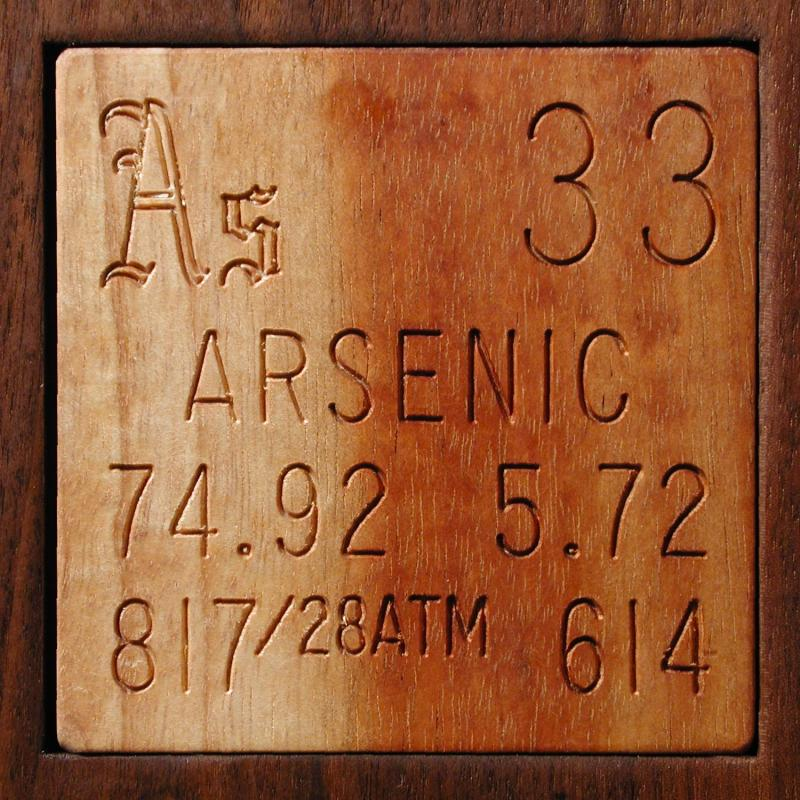 Facts pictures stories about the element arsenic in the periodic table urtaz Image collections