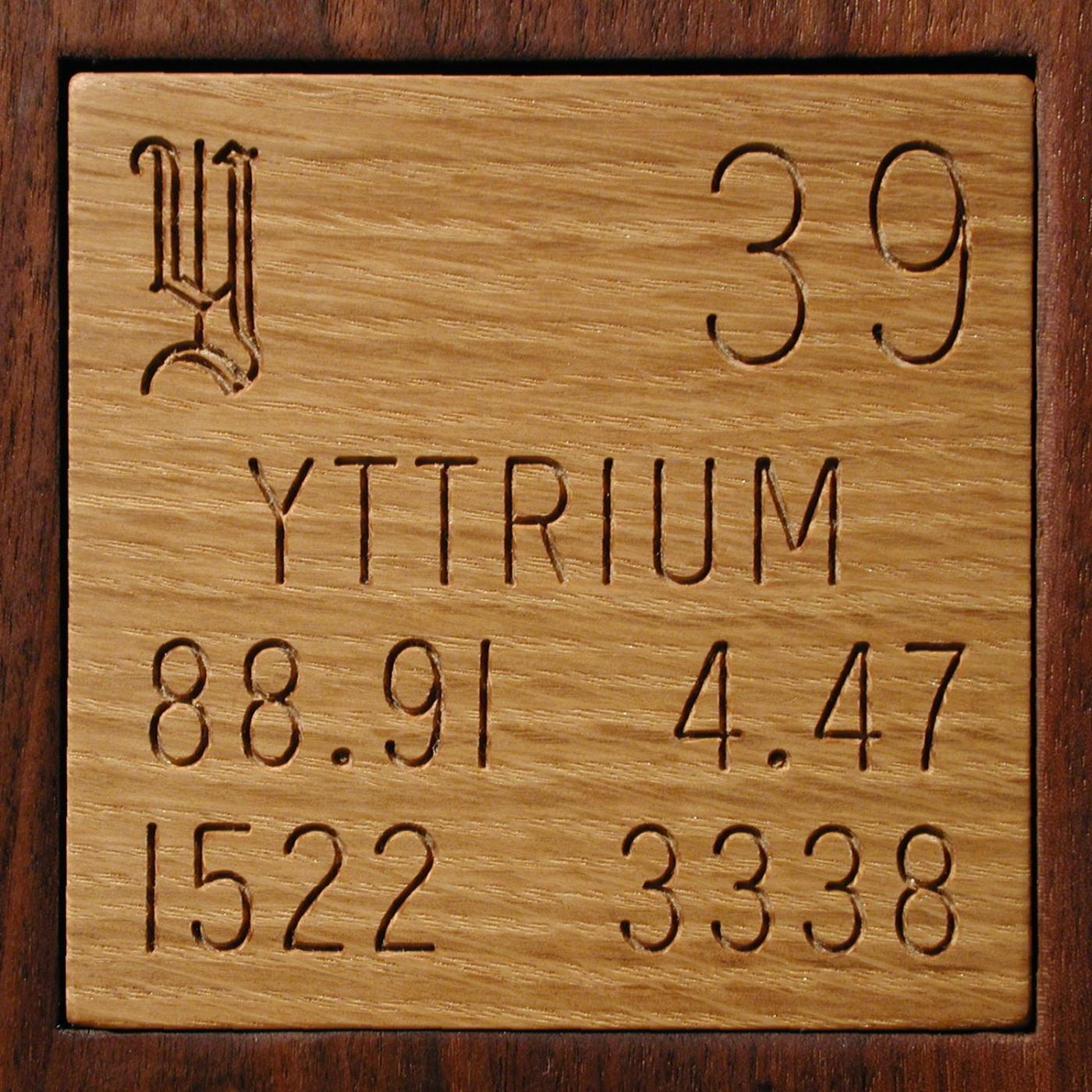Facts pictures stories about the element yttrium in the periodic table yttrium urtaz Choice Image