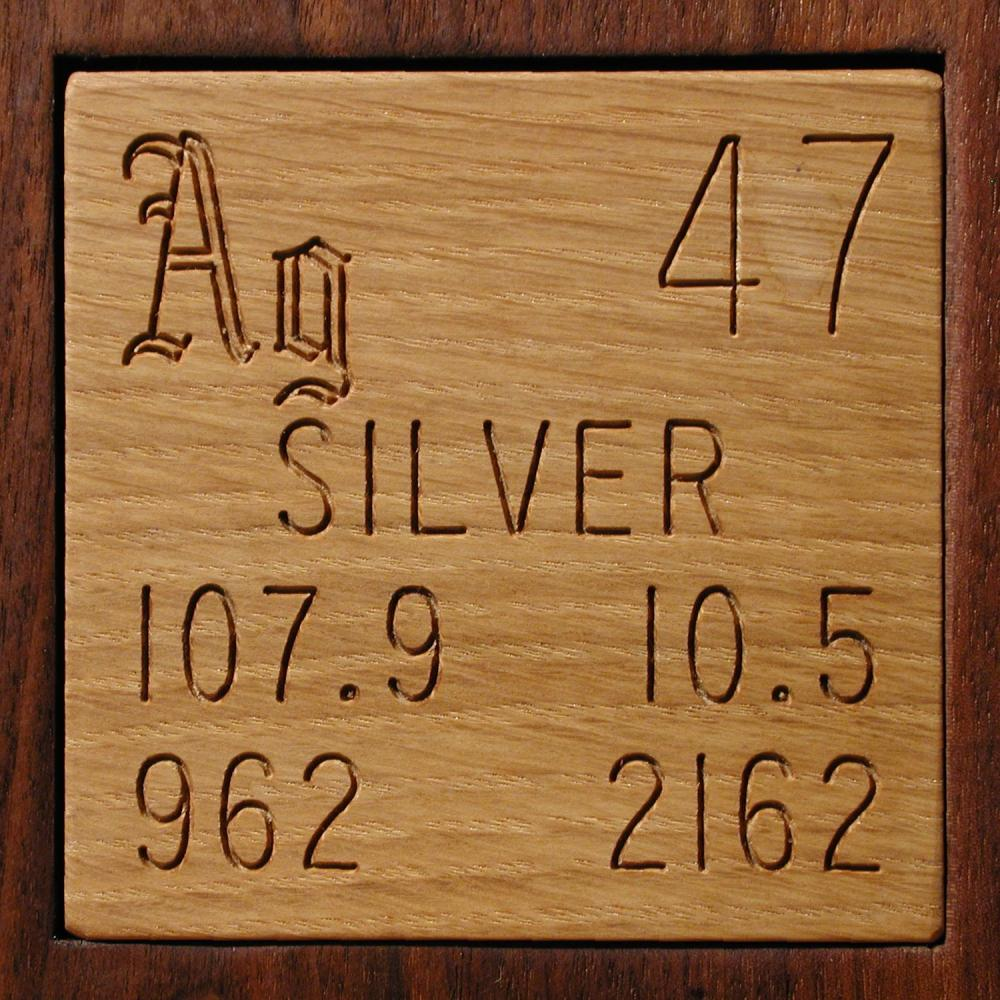 Facts pictures stories about the element silver in the periodic table silver urtaz Image collections