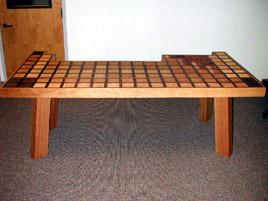 The wooden periodic table table theodoregray urtaz Image collections