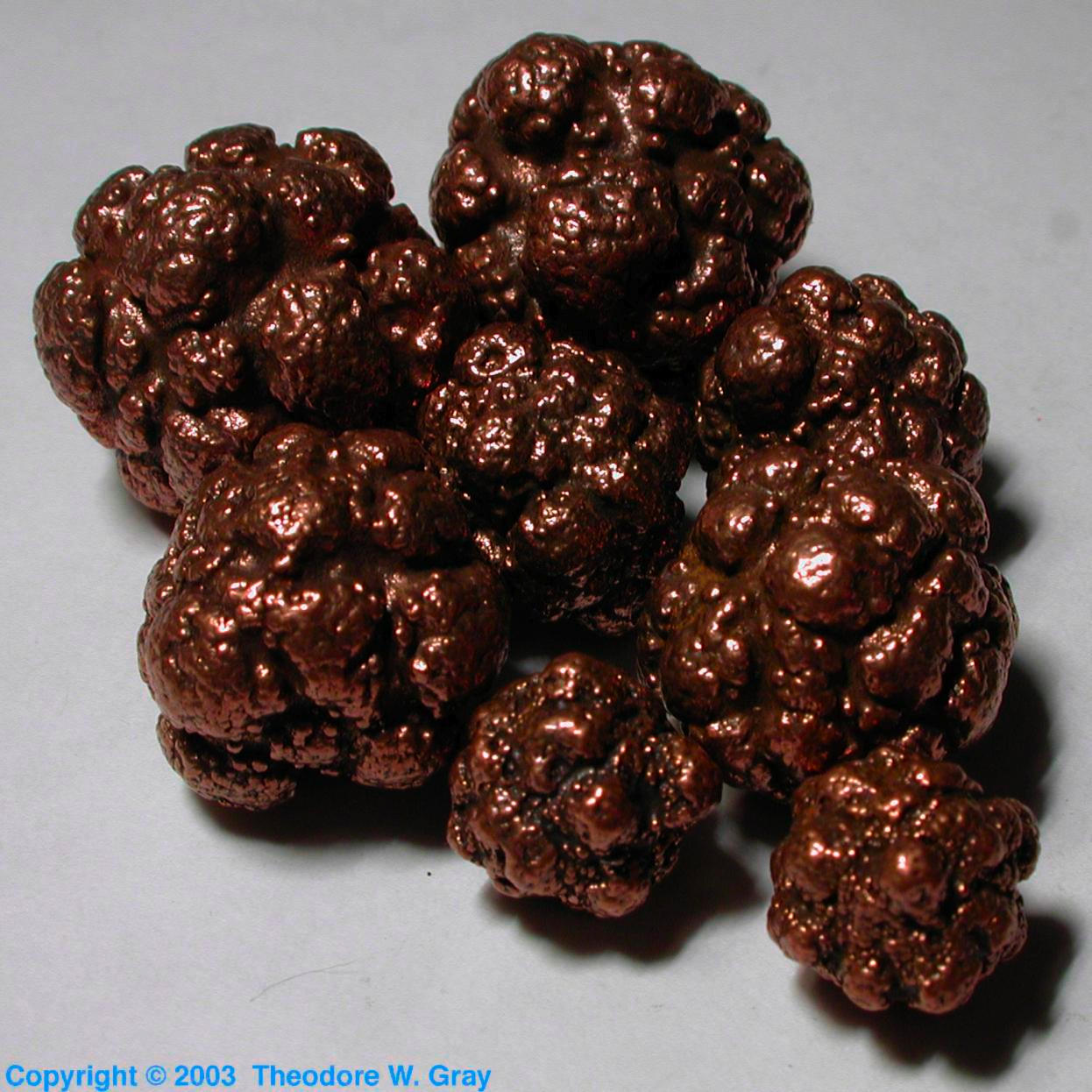 Facts pictures stories about the element copper in the periodic table copper urtaz Images