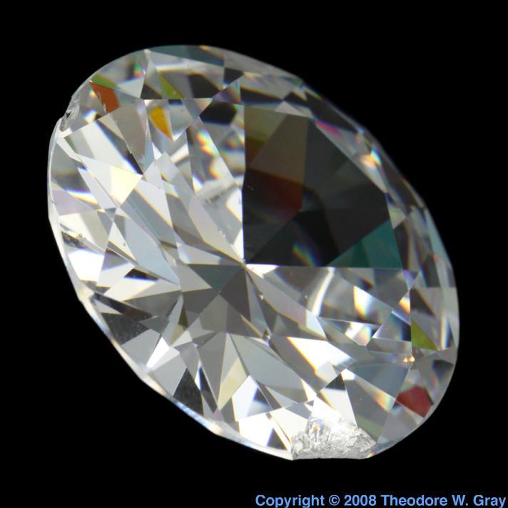 Sample of the element zirconium in the periodic table zirconium gem cut zirconium oxide cubic urtaz Gallery