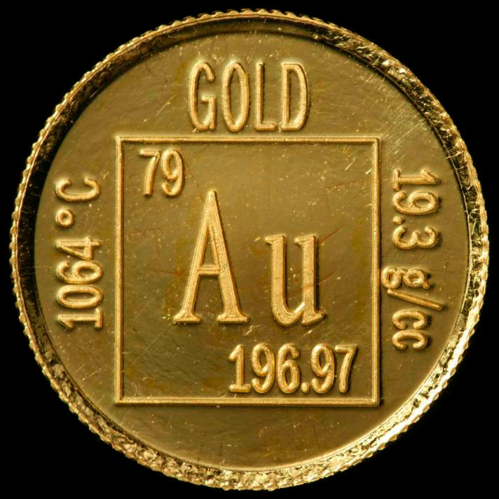Periodic Table » Gold On The Periodic Table Facts - Periodic Table ...