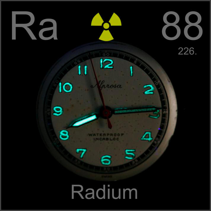Facts Pictures Stories About The Element Radium In The