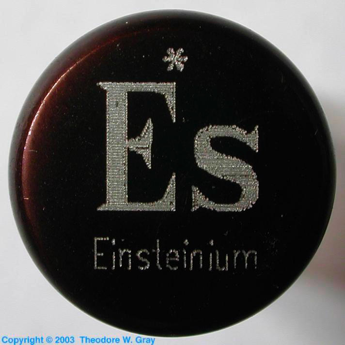 Facts Pictures Stories About The Element Einsteinium In The