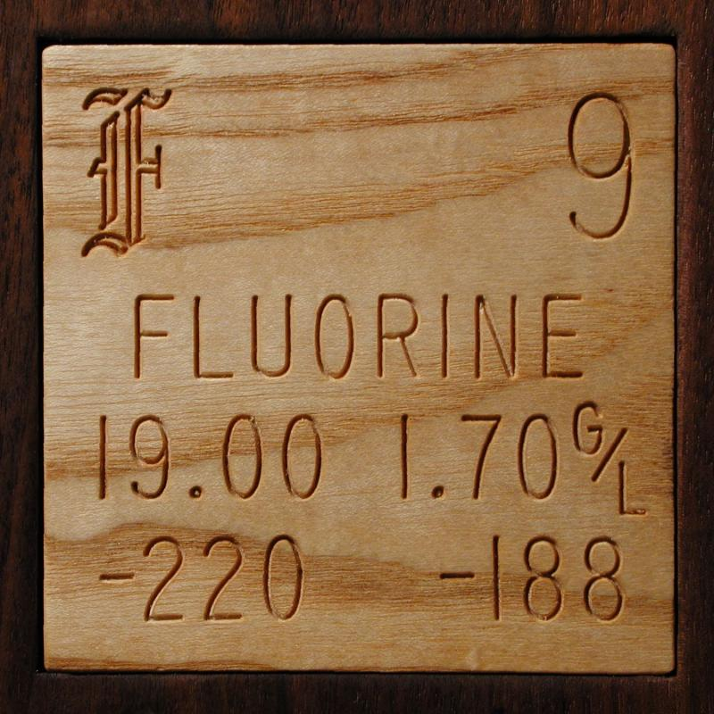 Facts Pictures Stories About The Element Fluorine In The Periodic