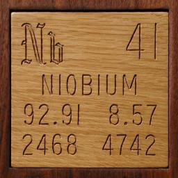 About Niobium >> Facts Pictures Stories About The Element Niobium In The Periodic Table