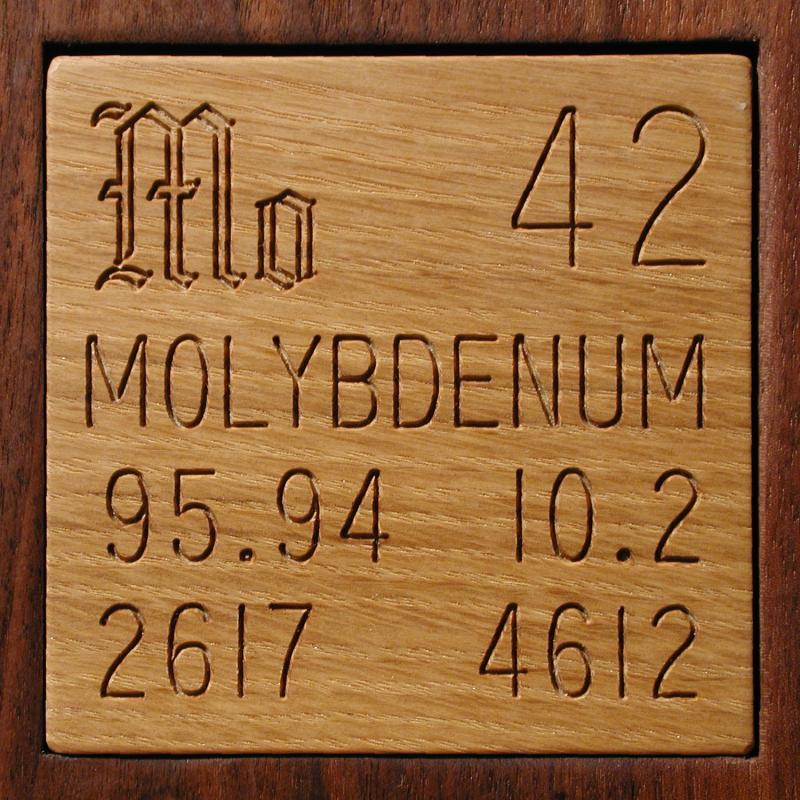 Facts Pictures Stories About The Element Molybdenum In The