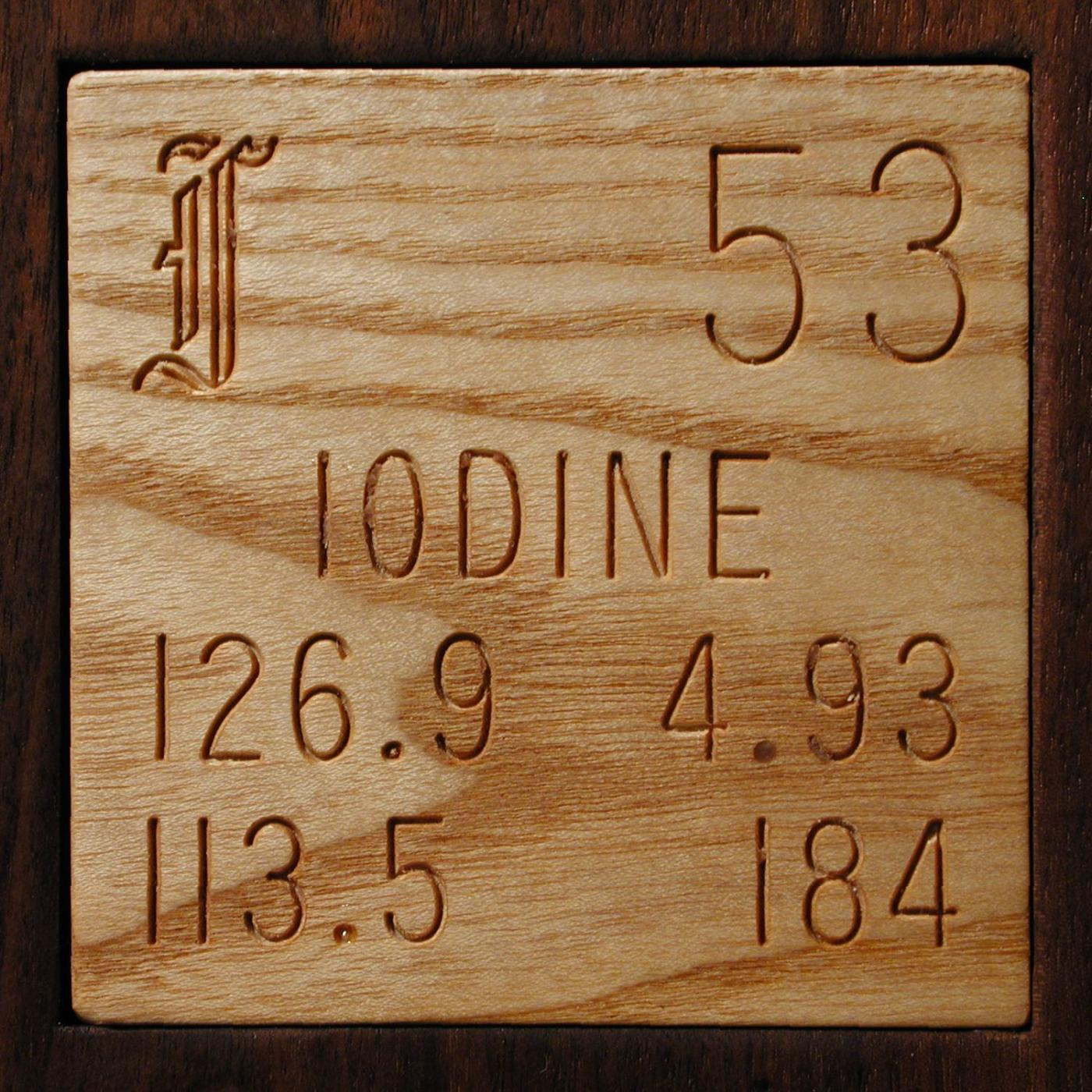 Facts pictures stories about the element iodine in the periodic table iodine urtaz Choice Image