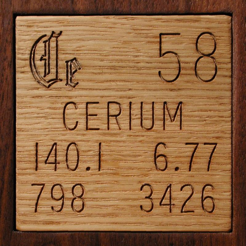 Facts pictures stories about the element cerium in the periodic table cerium urtaz Image collections