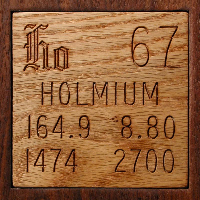 Facts pictures stories about the element holmium in the periodic table holmium urtaz Gallery