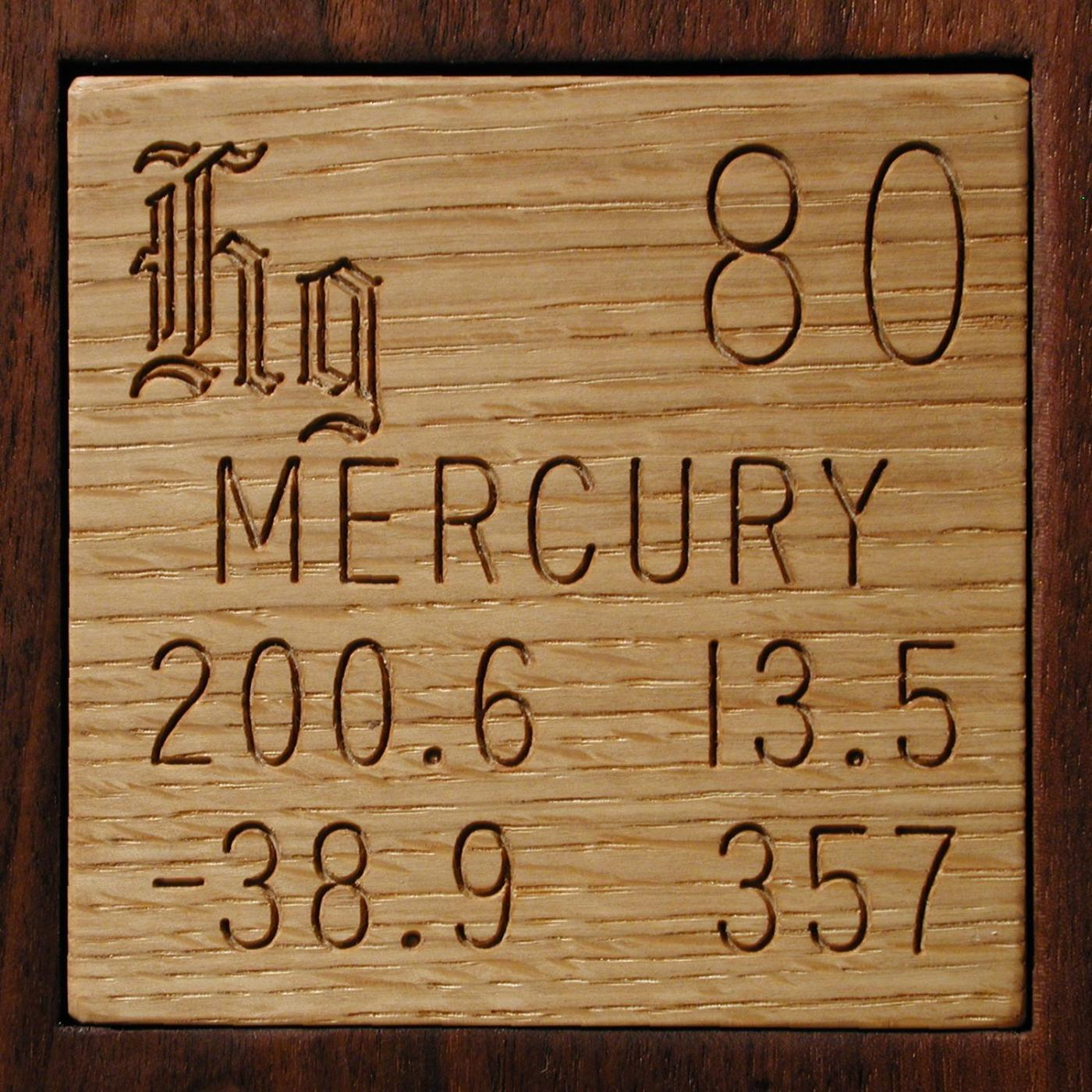 Facts Pictures Stories About The Element Mercury In The Periodic Table