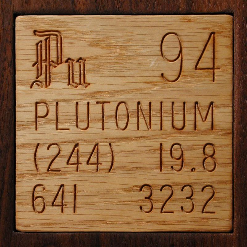 Facts Pictures Stories About The Element Plutonium In The Periodic