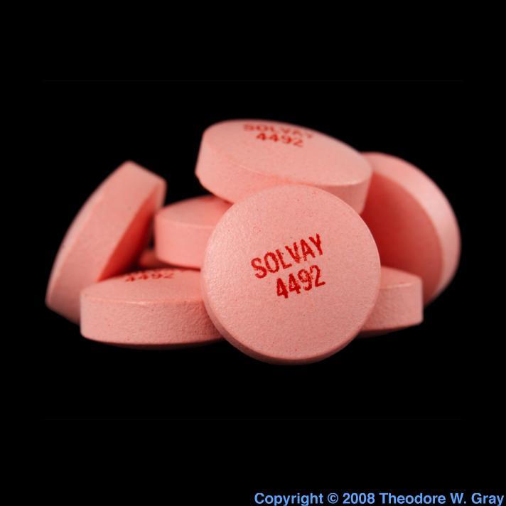 Eskalith Dosage Forms