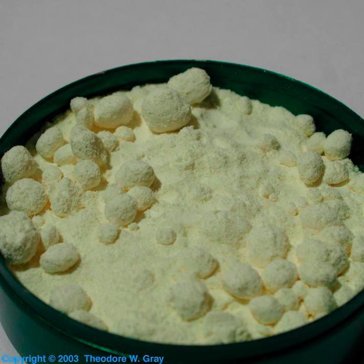 Sulfur 3295