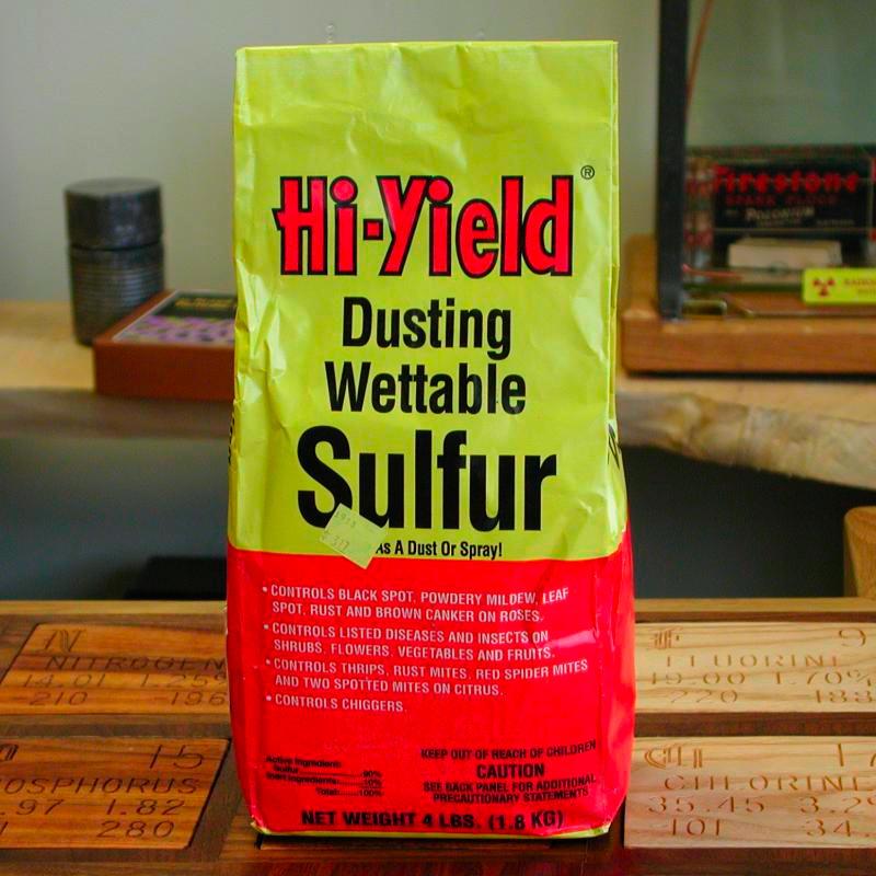 16 Sulfur