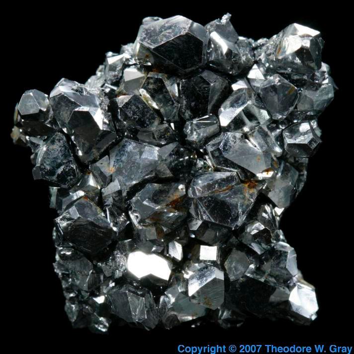 Chromium Oxide Chemical Properties