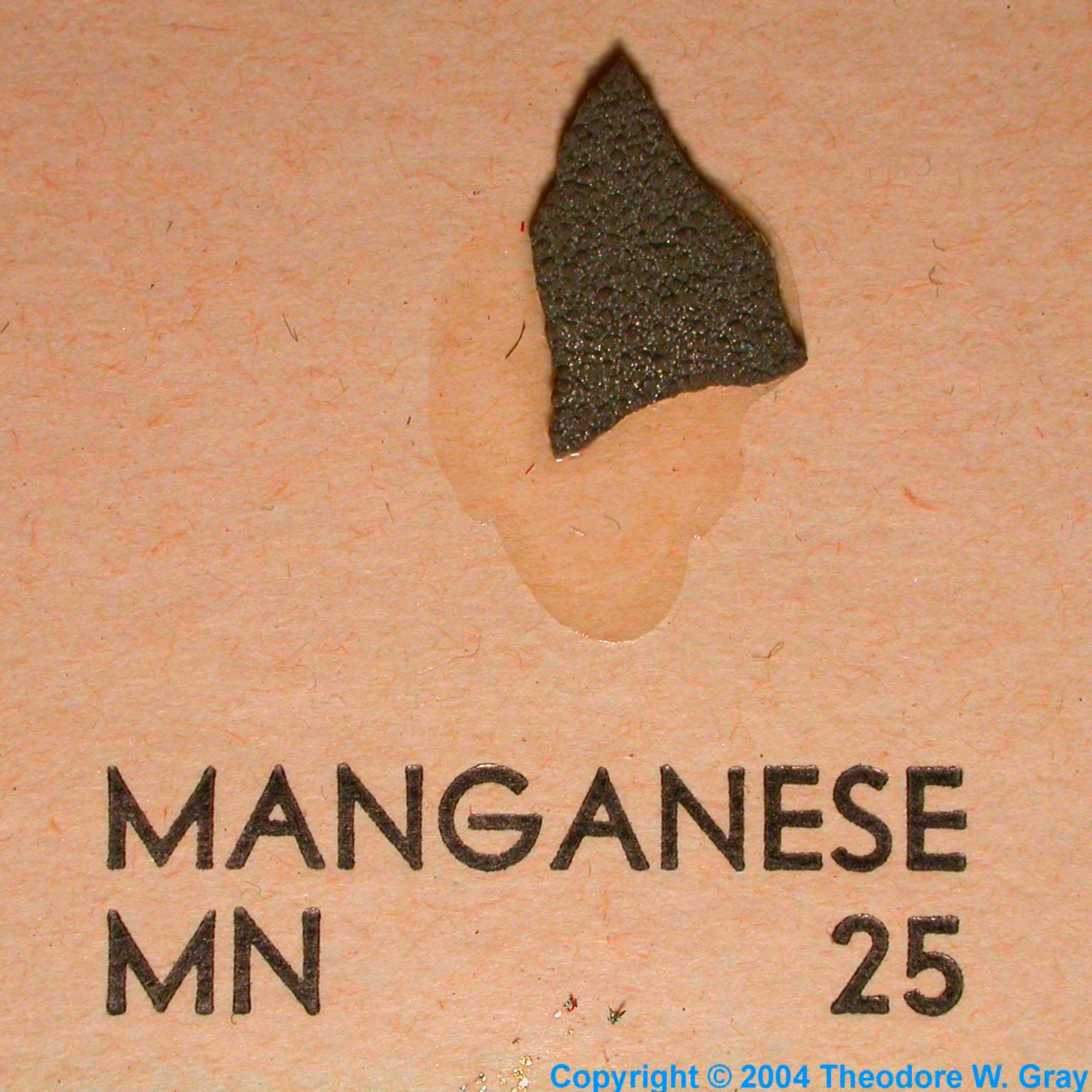 Facts pictures stories about the element manganese in the manganese mini element collection gamestrikefo Images