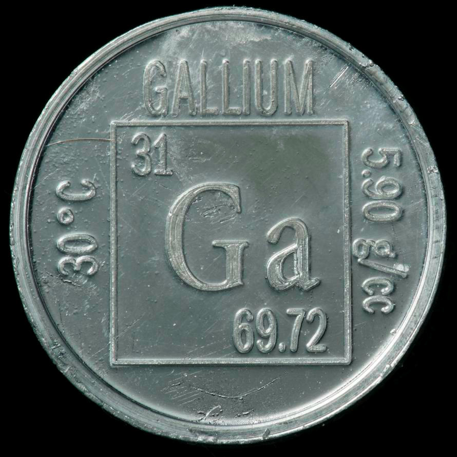 facts pictures stories about the element gallium in the