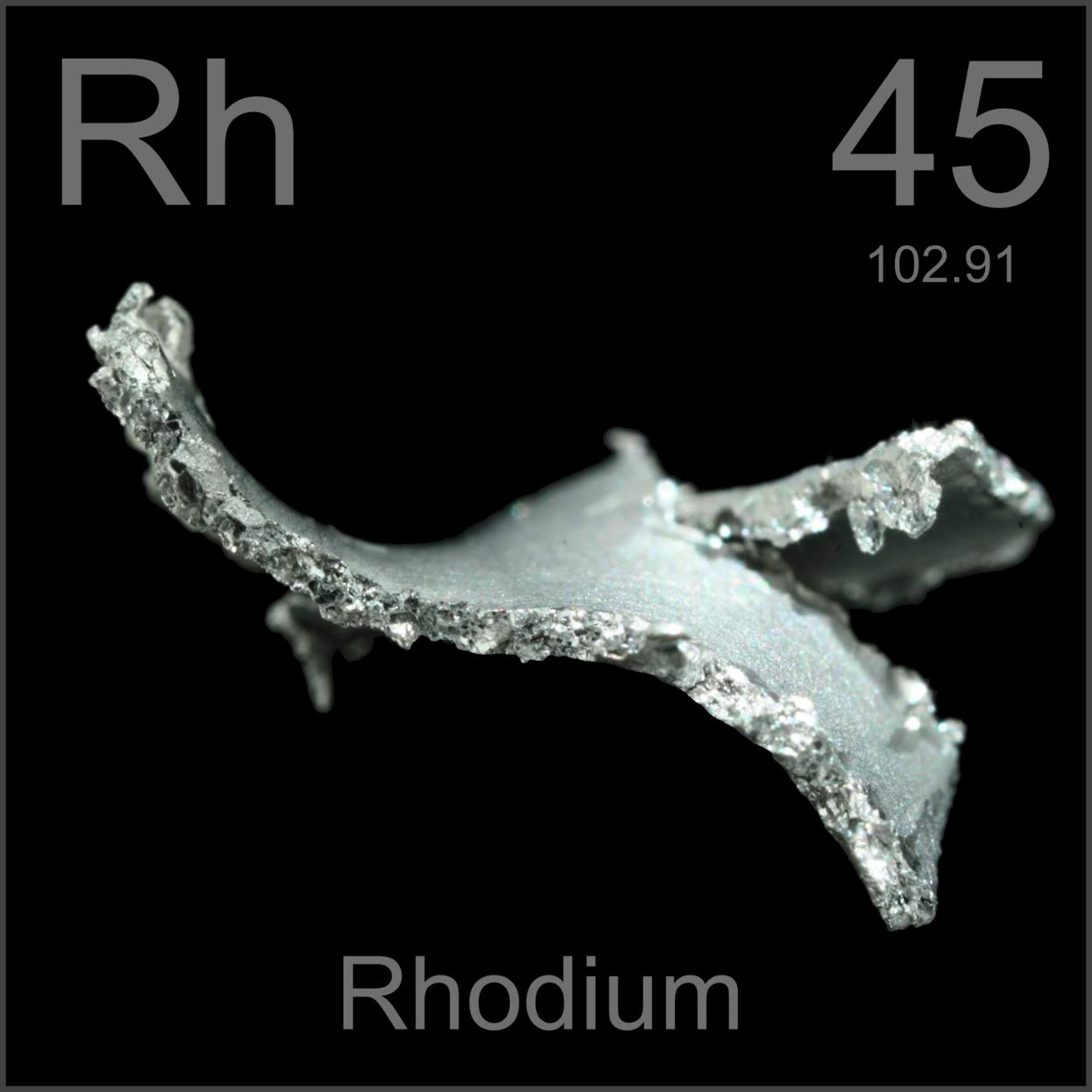 Facts pictures stories about the element rhodium in the for Metal rodio en joyeria