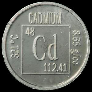 Facts, pictures, stories about the element Cadmium in the ...