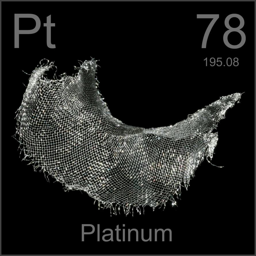 Facts pictures stories about the element platinum in the platinum mesh gamestrikefo Images