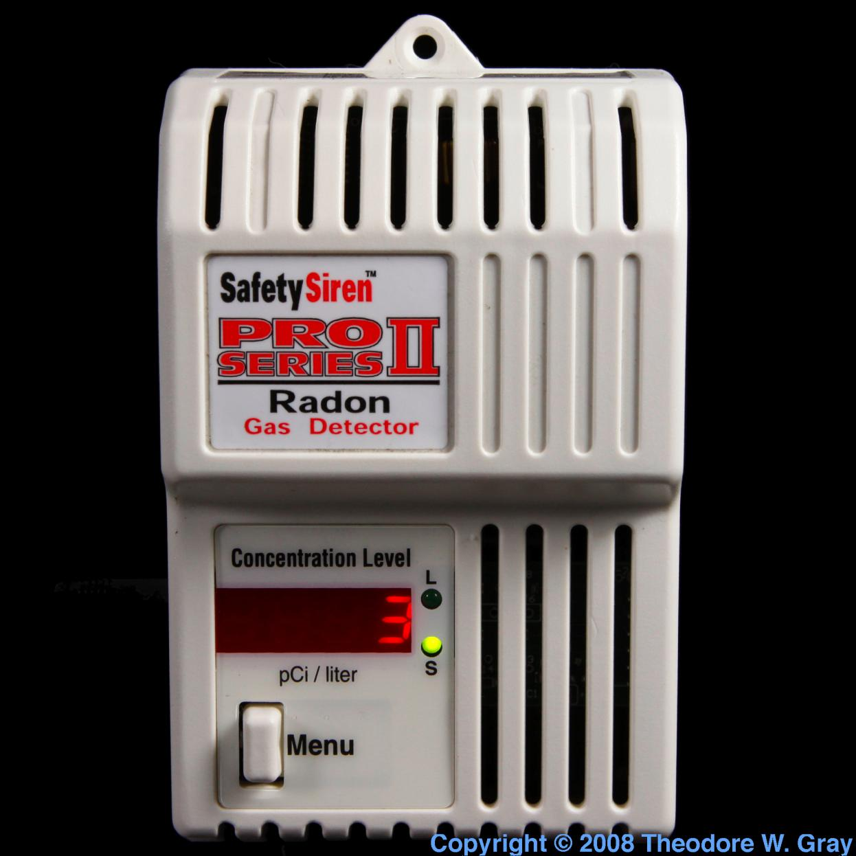 Facts pictures stories about the element radon in the periodic table radon electronic radon gas detector gamestrikefo Image collections