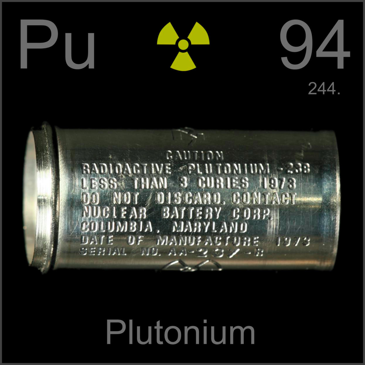 Displaying 17> Images For - Plutonium Atomic Number...