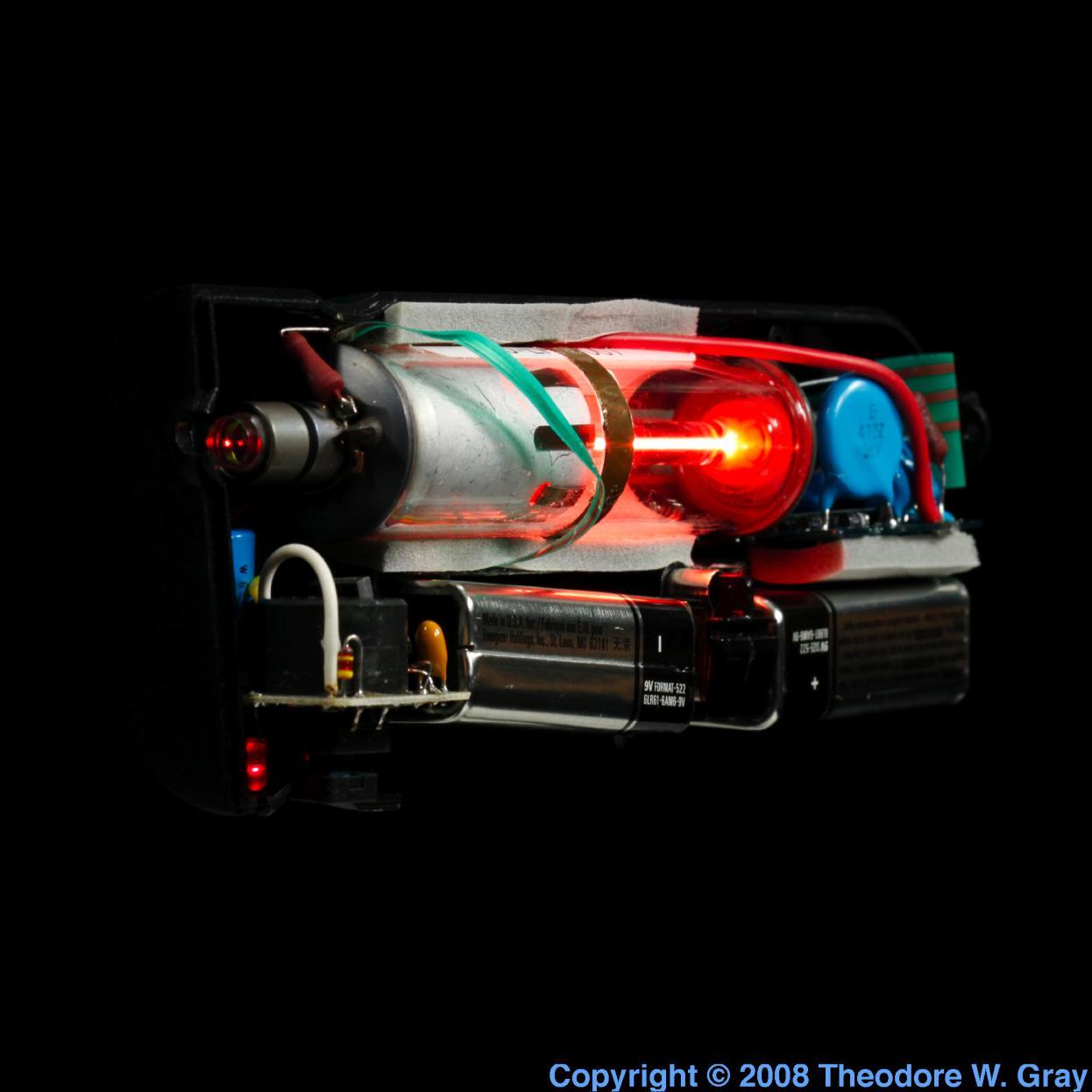 Neon Nelium-neon laser pointer  Neon Gas Lasers