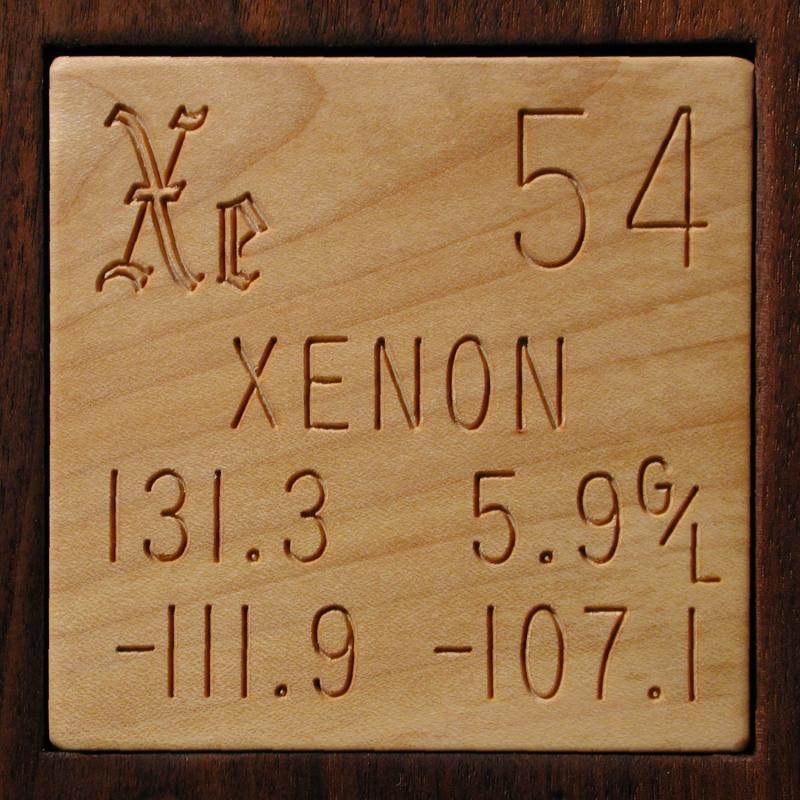 Xenon Periodic Table Gallery Xenon Periodic...