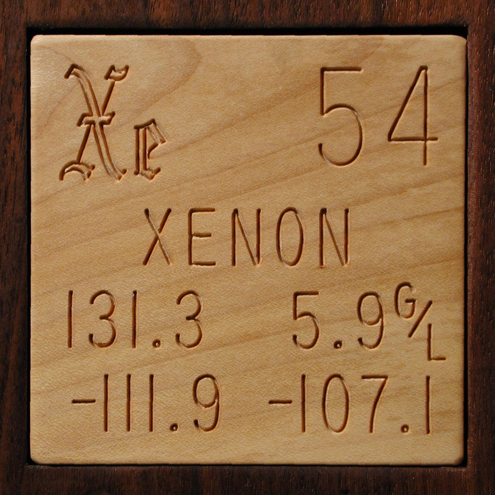 Facts pictures stories about the element xenon in the periodic table gamestrikefo Gallery