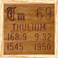 Facts, pictures, stories about the element Thulium in the ...