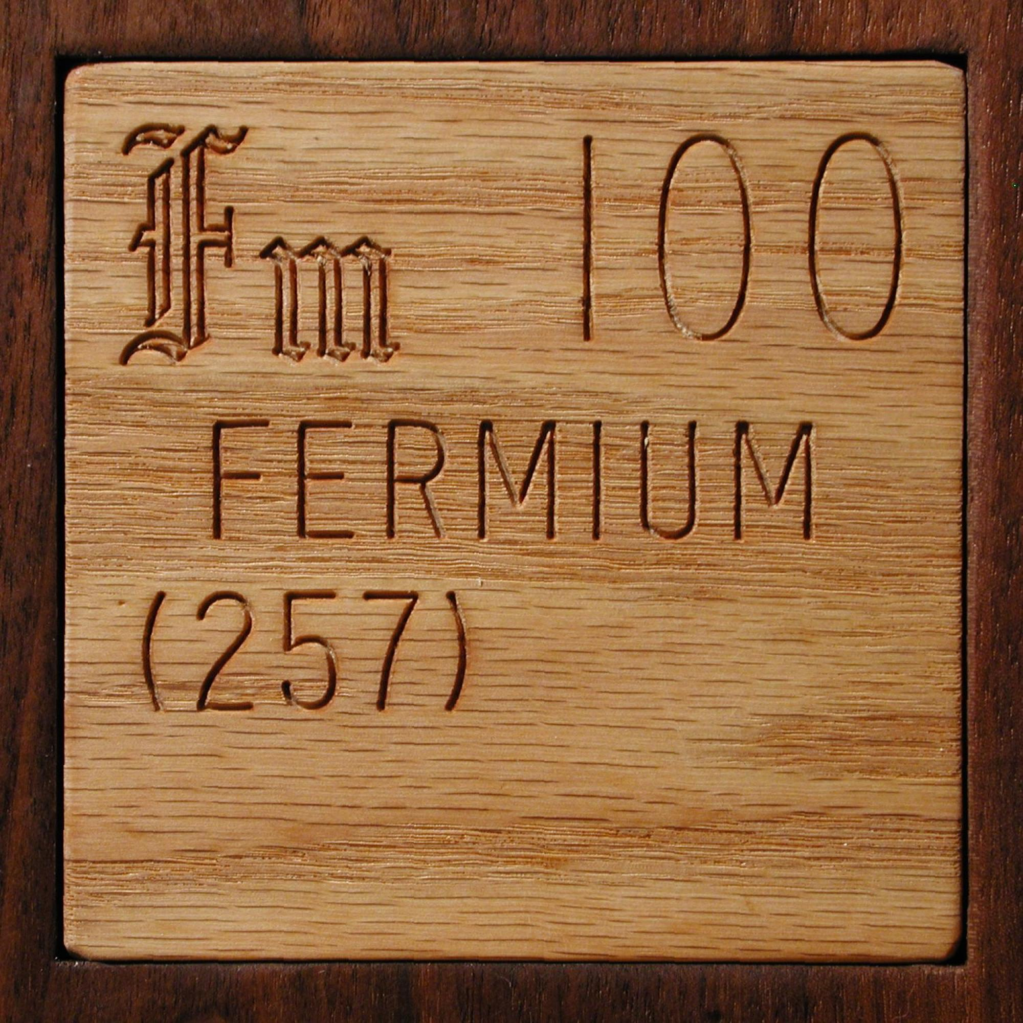 Facts pictures stories about the element fermium in the periodic table urtaz Images