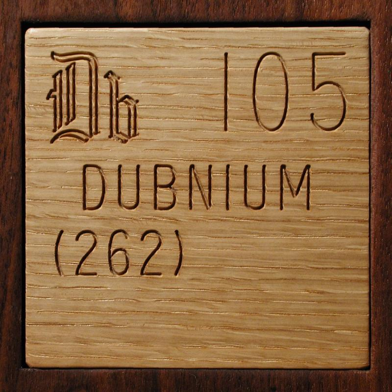 Facts pictures stories about the element dubnium in the for 105 periodic table
