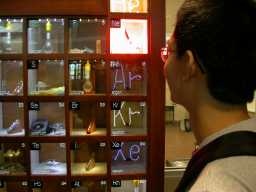 Periodic table displays the most beautiful periodic table displays in the world urtaz Image collections